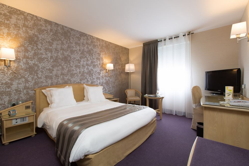 Chambre Best Western Lafayette Hotel & Spa Epinal France