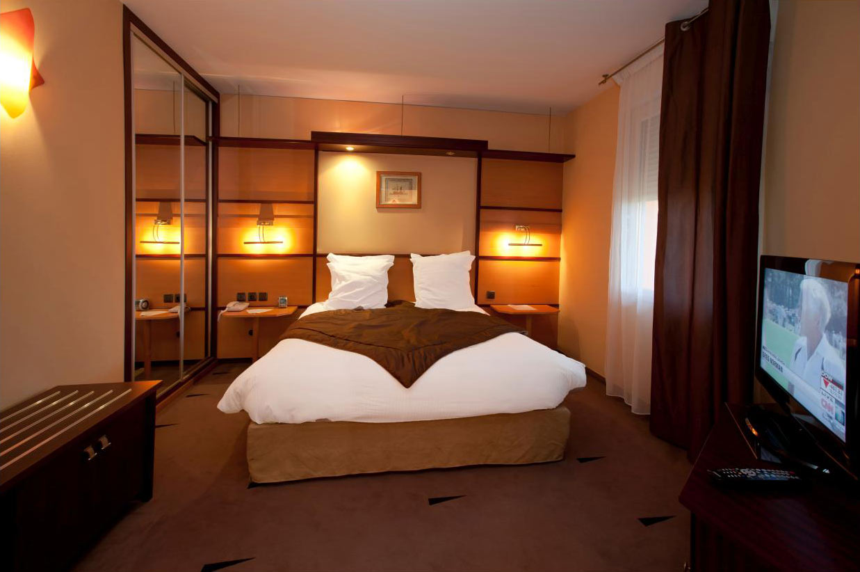 Chambre Hotel & Spa Epinal France