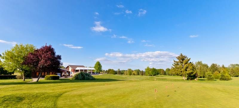 Vosges Golf Best Western Lafayette Hotel & Spa Epinal France