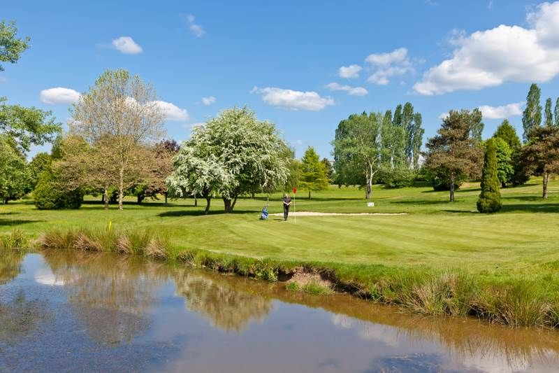 Golf 2 Best Western Lafayette Hotel & Spa Epinal France